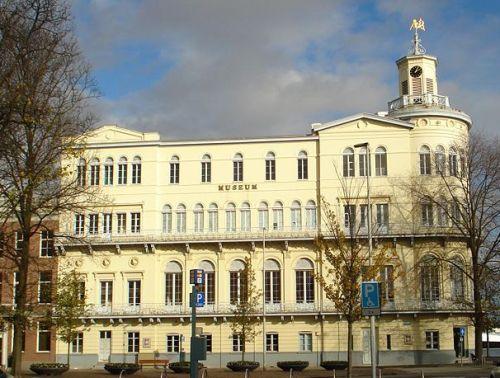 El museo etnografico de Rotterdam