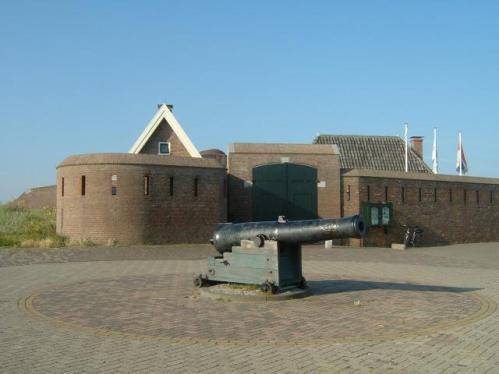 El Fuerte Kijkduin