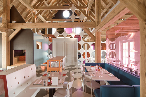 Praq, restaurante para niños