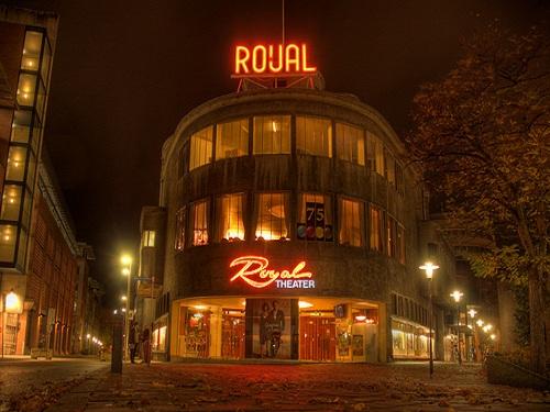 Royal Theater Heerlen, películas para todos