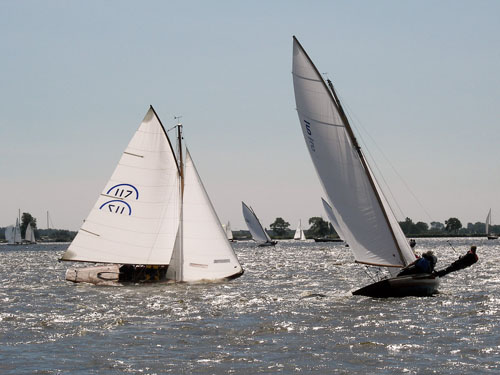 Deportes y eventos náuticos en Holanda