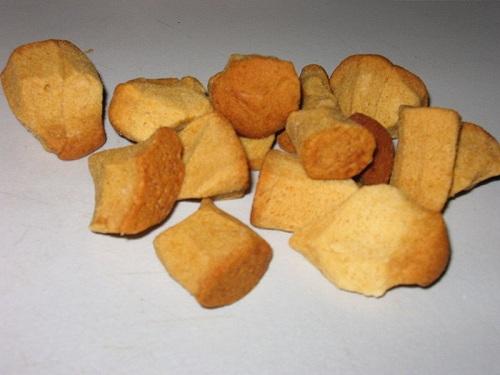 Pepernoten, galletas típicas de Holanda