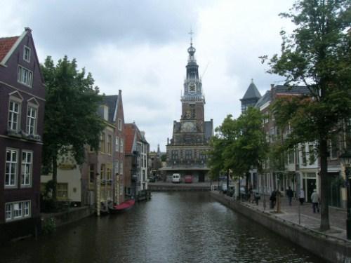 Viaje a Alkmaar, guía de turismo