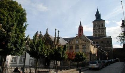 Basílica de San Servacio, en Maastricht