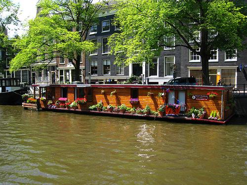 Casas barco de msterdam - Alquiler casa amsterdam ...