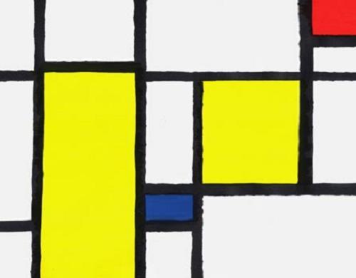 Piet Mondrian, gran pintor holandés