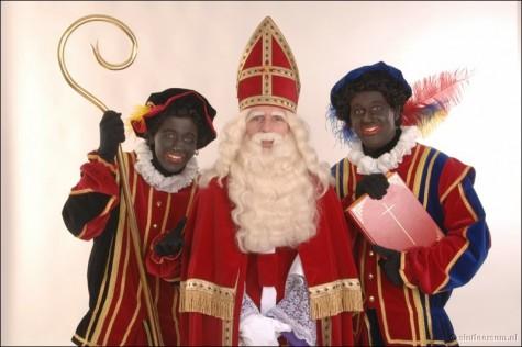 Quién es Sinterklaas
