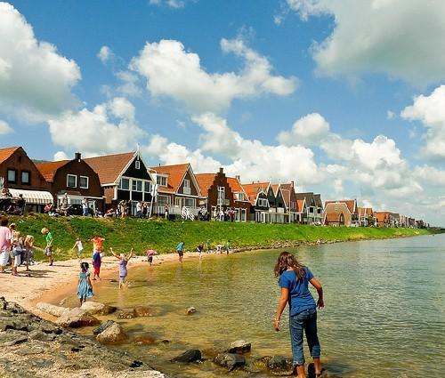 Curiosidades de la costa holandesa