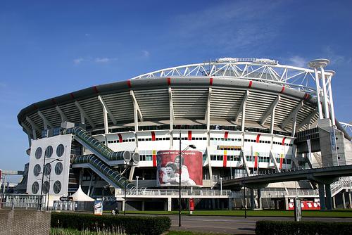 Amsterdam arena estadio de f tbol en amsterdam for Estadio arena
