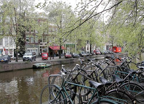 El r o amstel ruta en bicicleta por amsterdam for Affitto bici amsterdam