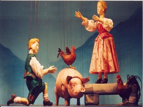 El teatro de marionetas de msterdam - Teatro marionetas ikea ...