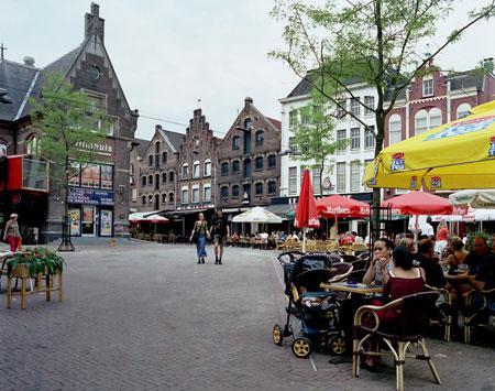 Korenmarkt en Arnhem