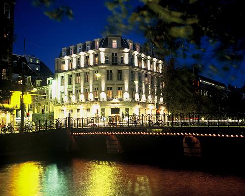 Hoteles con arte para visitar en Amsterdam