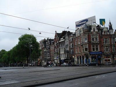 Barrio Judio de Amsterdam