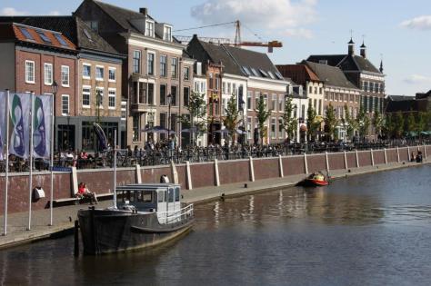 Paseo por los canales de Breda