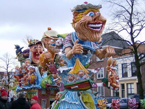Carnavales de Rijnlands y Bourgondisch, marzo 2011