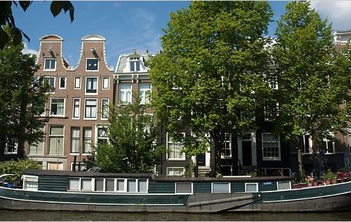Casa Flotante Cecilia, alojamiento en Amsterdam
