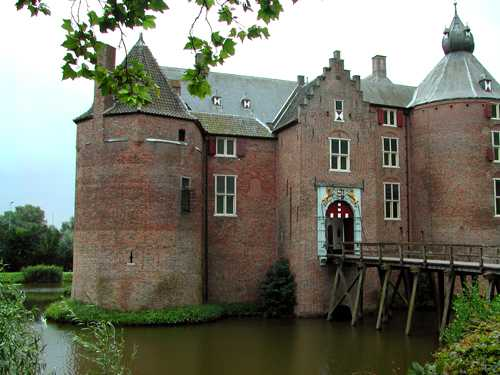 Castillo de Ammersoyen