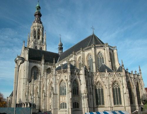 La Grote Kerk o Catedral de Breda