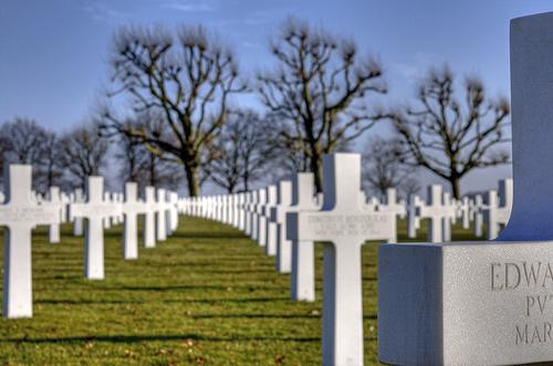 El Cementerio Americano de Margraten