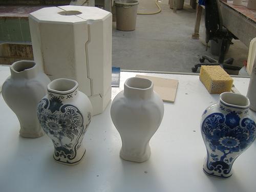 Ceramica de Delft, artesania y tradicion