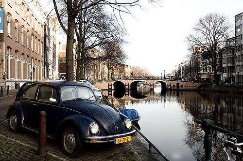 Conducir en Holanda
