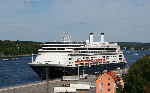 Crucero en Holanda