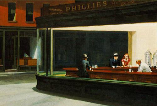 Cuadro de Edward Hopper