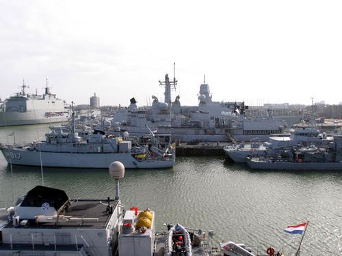 Puerto de Den Helder
