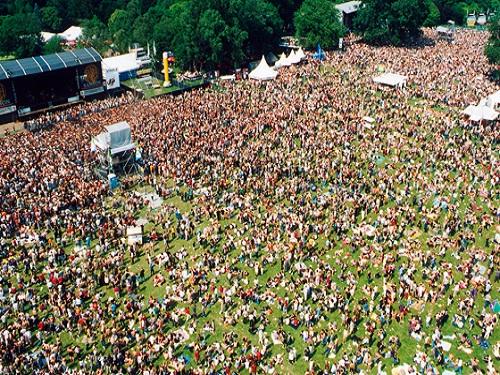Festivales holandeses en junio 2011