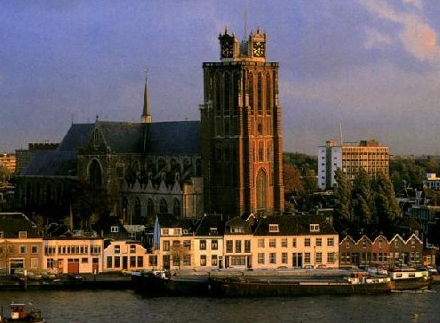 La Iglesia de Nuestra Señora en Dordrecht