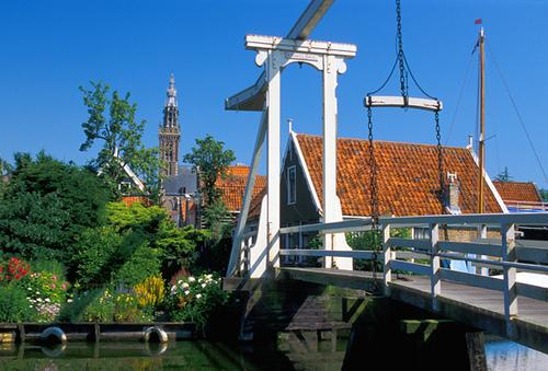 En bici por los pueblos del IJsselmeer