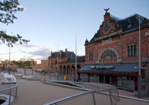 Estacion de Groningen