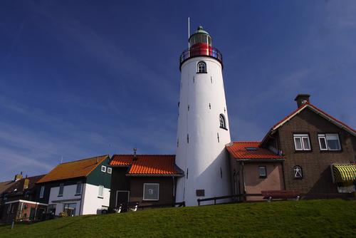 El Faro de Urk en Flevoland