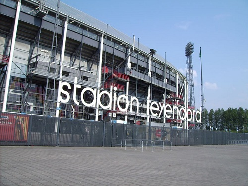 Stadion Feijenoord, estadio de fútbol en Rótterdam