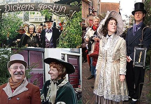 Festival Charles Dickens en Deventer