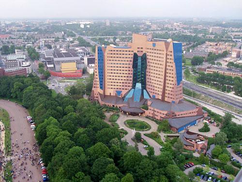 Gasunie's en Groningen