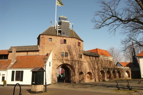 Harderwijk y su recuerdo medieval