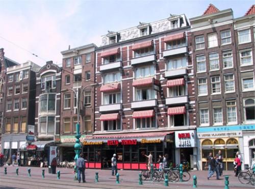 Hotel Delta, estancia en Amsterdam