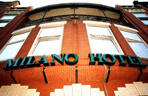 Hotel Milano, estancia en Rotterdam