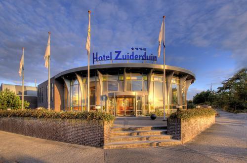 El Hotel Zuiderduin en Egmond aan Zee, Alkmaar