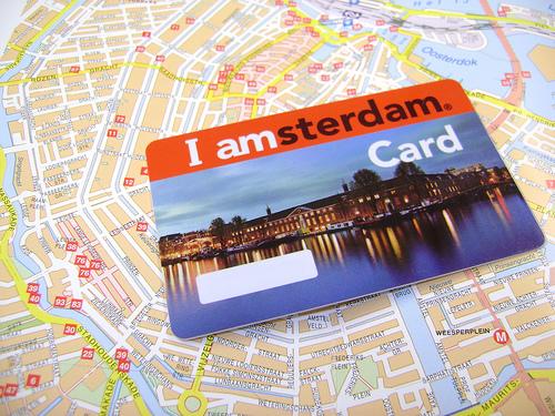 I Amsterdam Card, tarjeta de descuentos