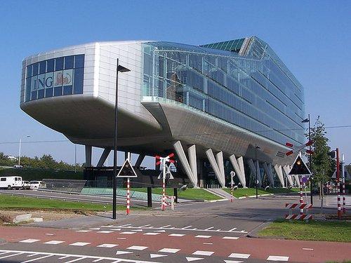 La ING House de Amsterdam