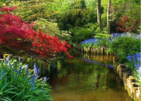 Grachtentuinen, visitando jardines en Ámsterdam