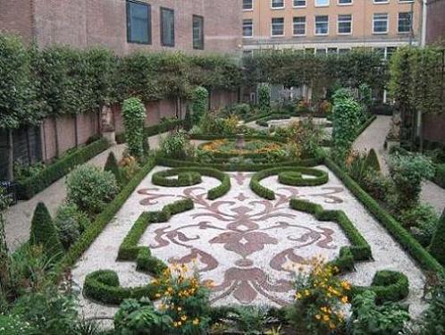 Jardin del museo Willet