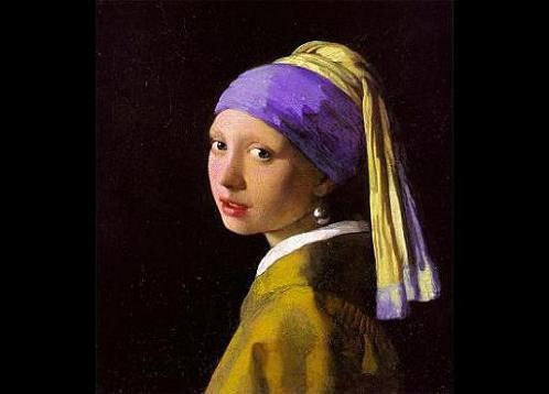 El joven Vermeer en La Haya