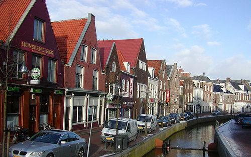 Ruta turística por Frisia, al norte de Holanda