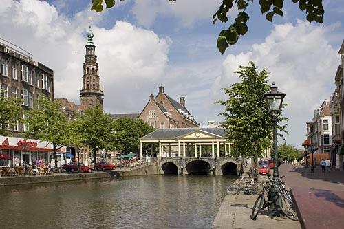 Viaje a Leiden, guía de turismo