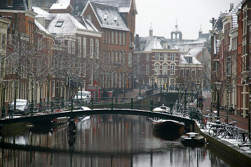 Monumentos históricos en Leiden