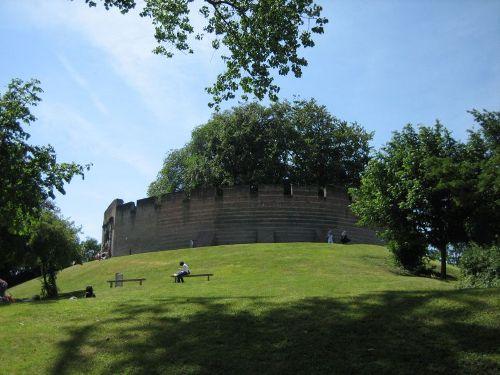 Castillo De Burcht, Leiden